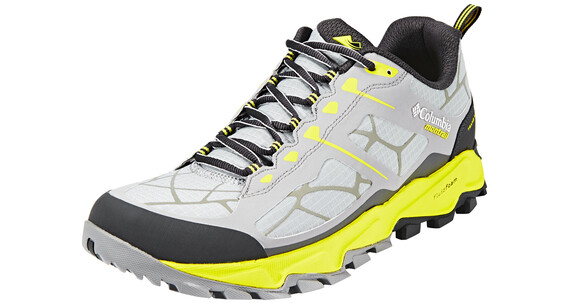 Columbia Trans Alps II Shoes Men light grey/zour
